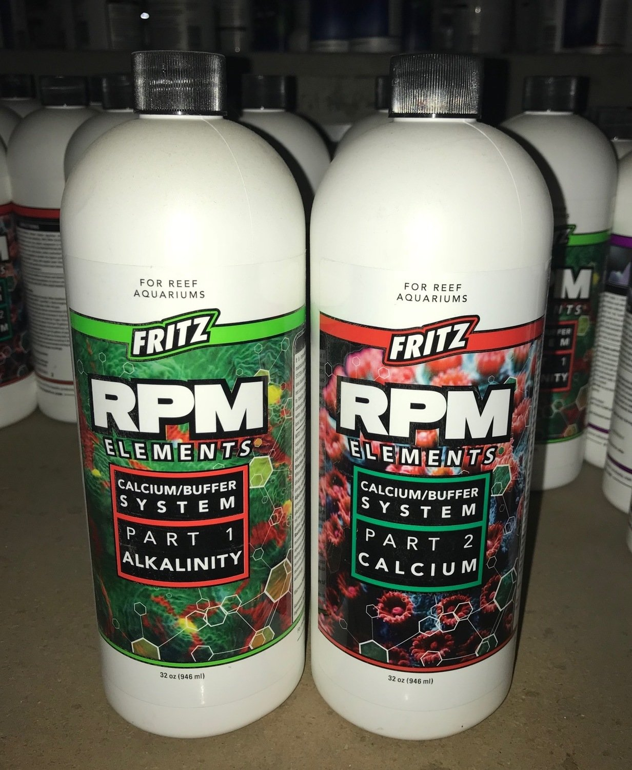 Fritz RPM Elements Calcium/ Buffer System Pt.2- Calcium