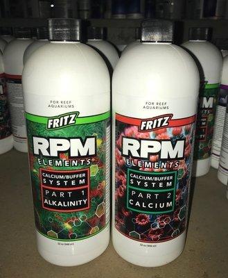 Fritz RPM Elements Calcium/ Buffer System Pt.2- Calcium