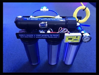 AquaFX Barracuda Glacial RO/DI System (100GPD)-FREE SHIPPING