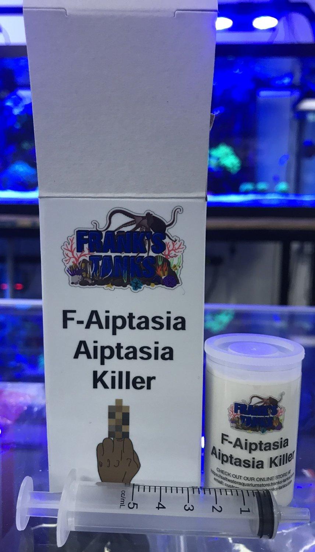 F-Aiptasia Killer