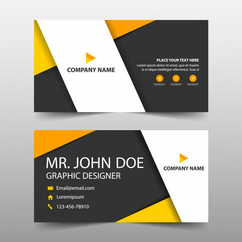500 Full Color Business Cards BC00000500
