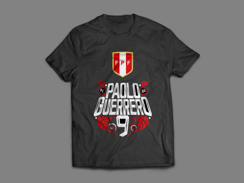 Paolo Guerrero 9 PAOLOGUERRERO101