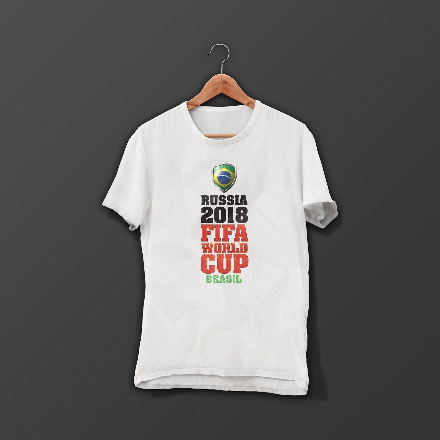 World Cup - Brasil Shield WCBRAS01
