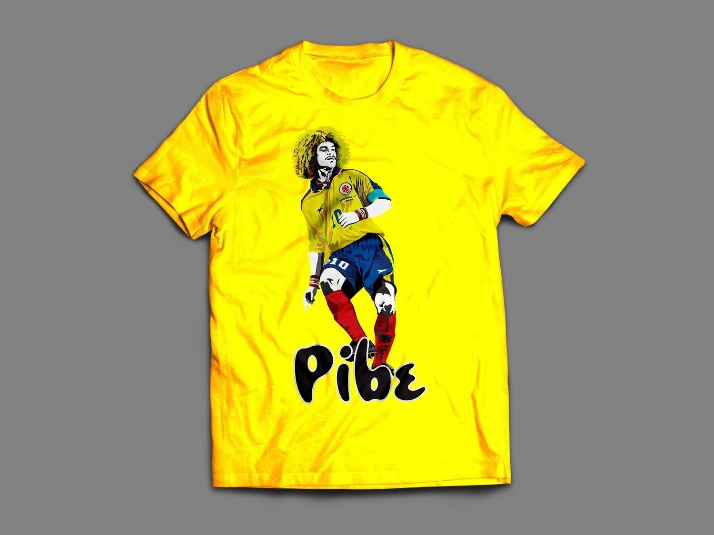 World Cup - El Pibe WCCOLELPIBE101