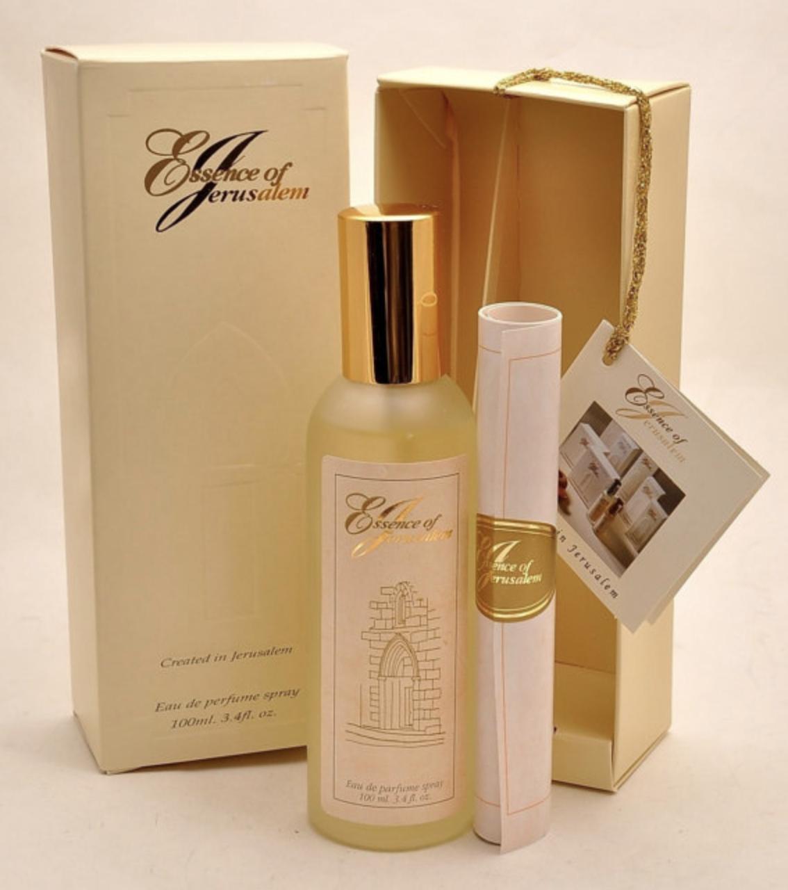 Essence Of Jerusalem Eau De Parfum 100 ml. Spray ( 3.4 Oz ) Woman Perfume. 00024