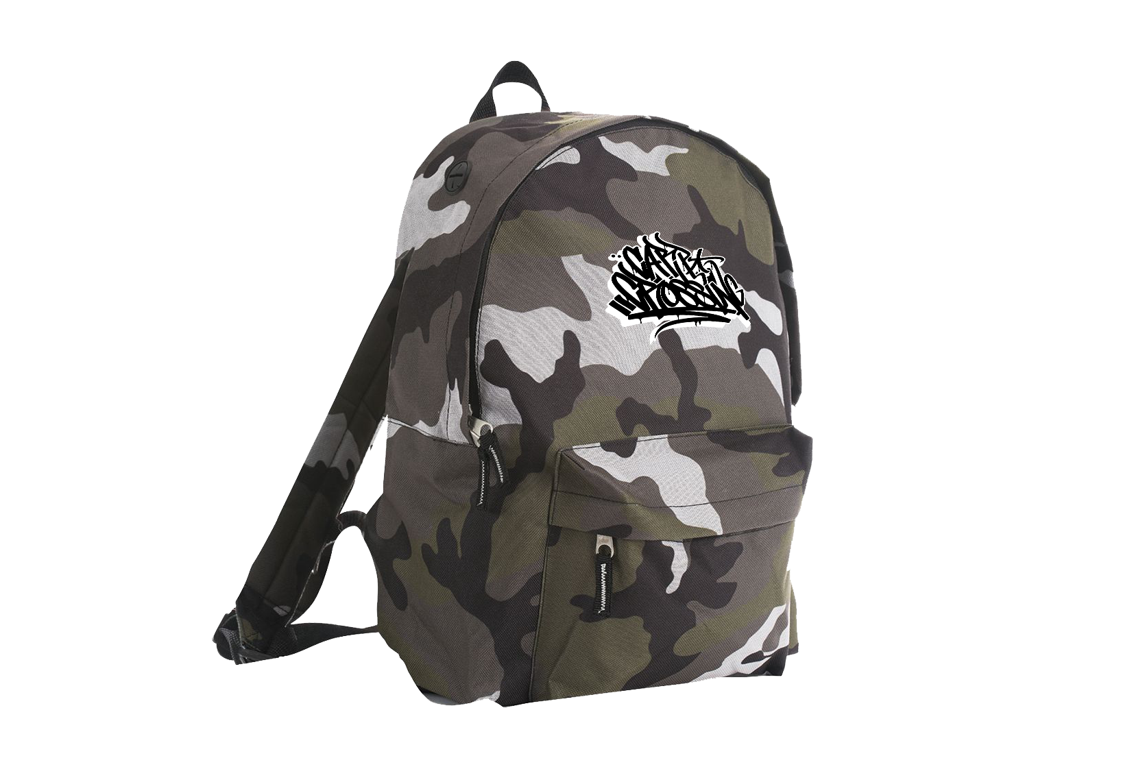 Carpcrossing Urban Camo Backpack bp0001
