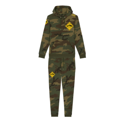 Carpcrossing Classic Camo Jogging Suit