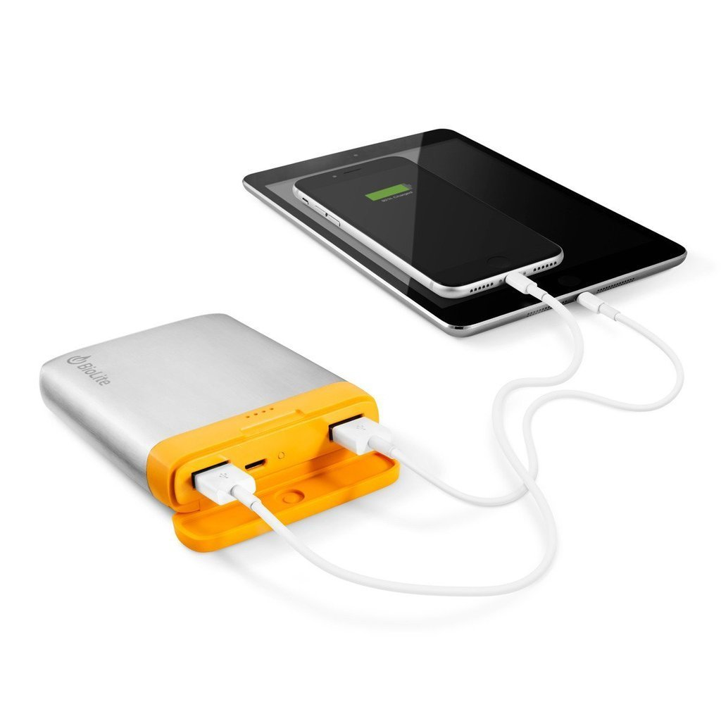 BioLite Charge 40 USB (10400 mAh) Powerbank