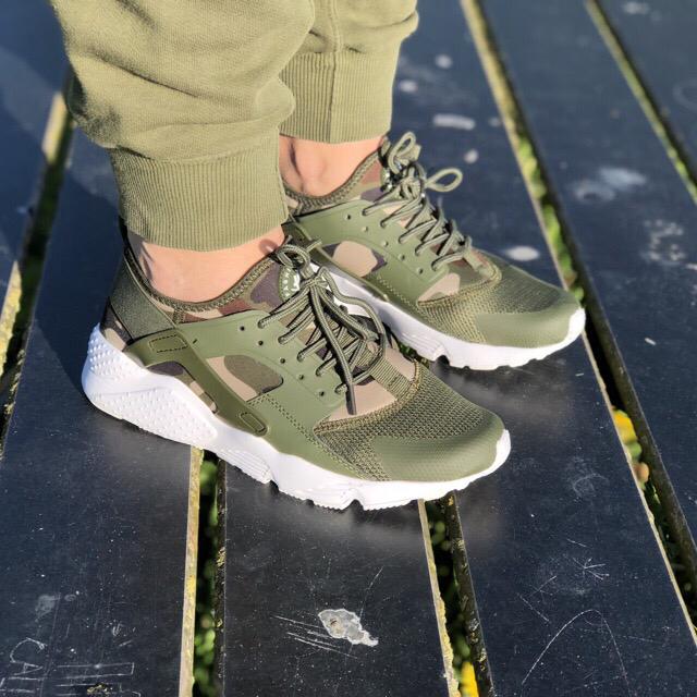 Camo Carp Sneakers 00000