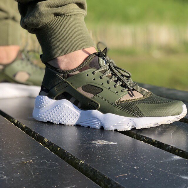 Camo Carp Sneakers