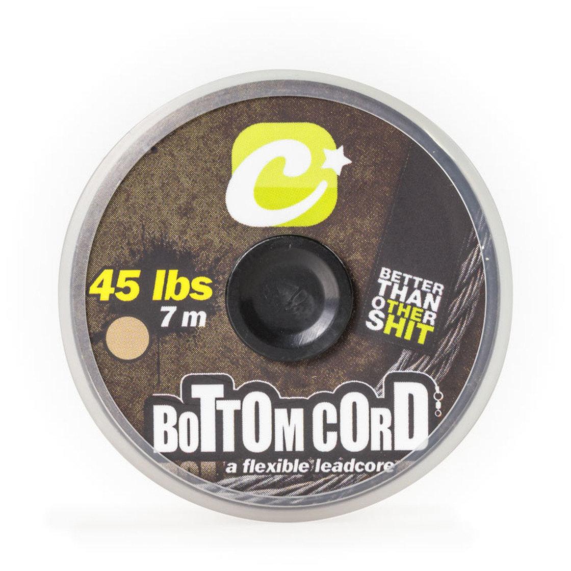 Bottomcord leader 45lb 20m