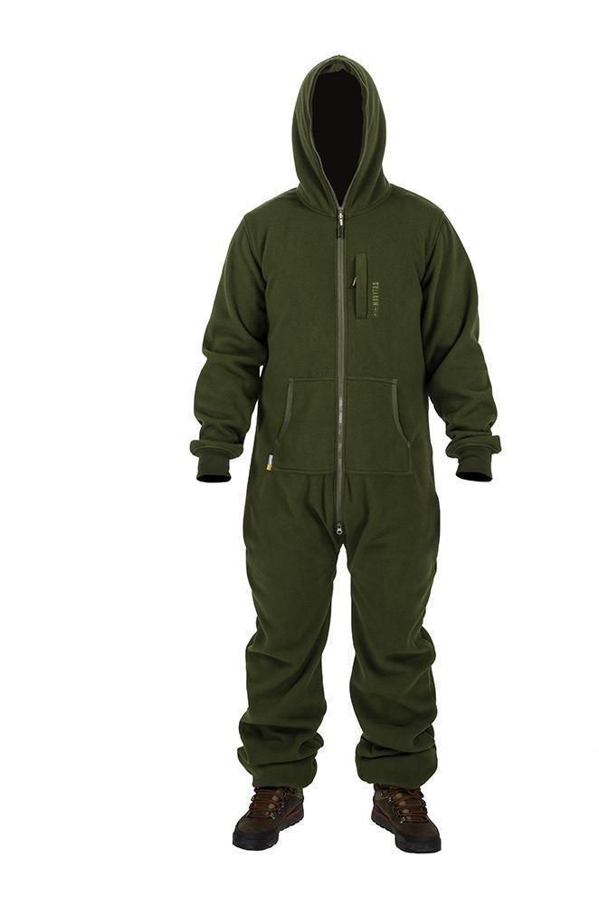 Navitas Fleece Rompa Suit Green