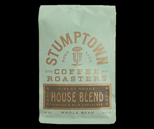 Stumptown Coffee House Blend