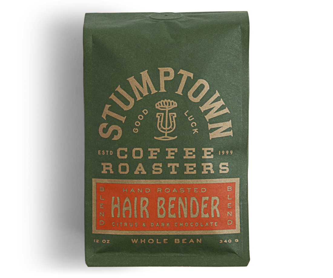 Stumptown Coffee Hair Bender