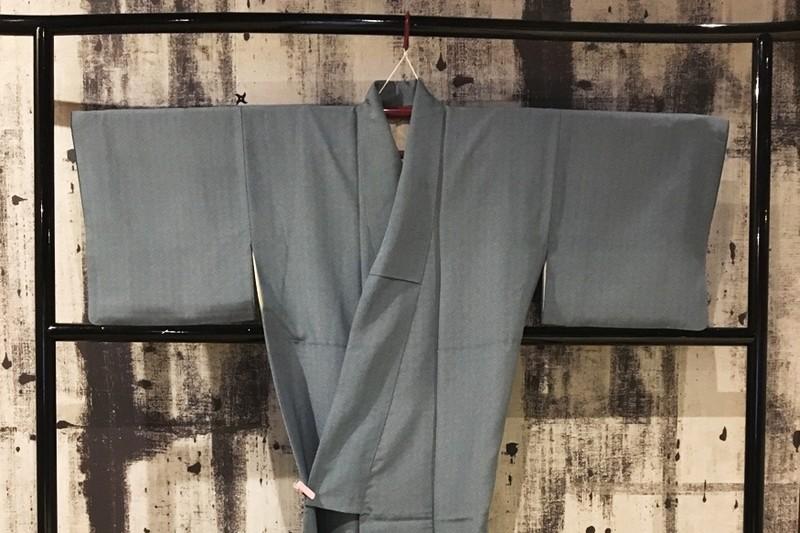 Kimono Komon in Silk :正絹小紋(006)