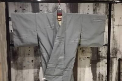 Kimono Komon in Silk :正絹小紋(007)
