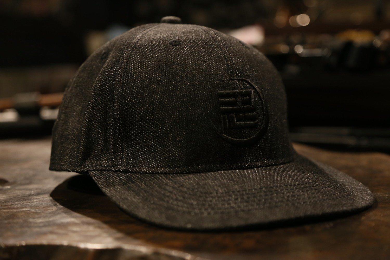 Original cap(black):オリジナルキャップ ブラック