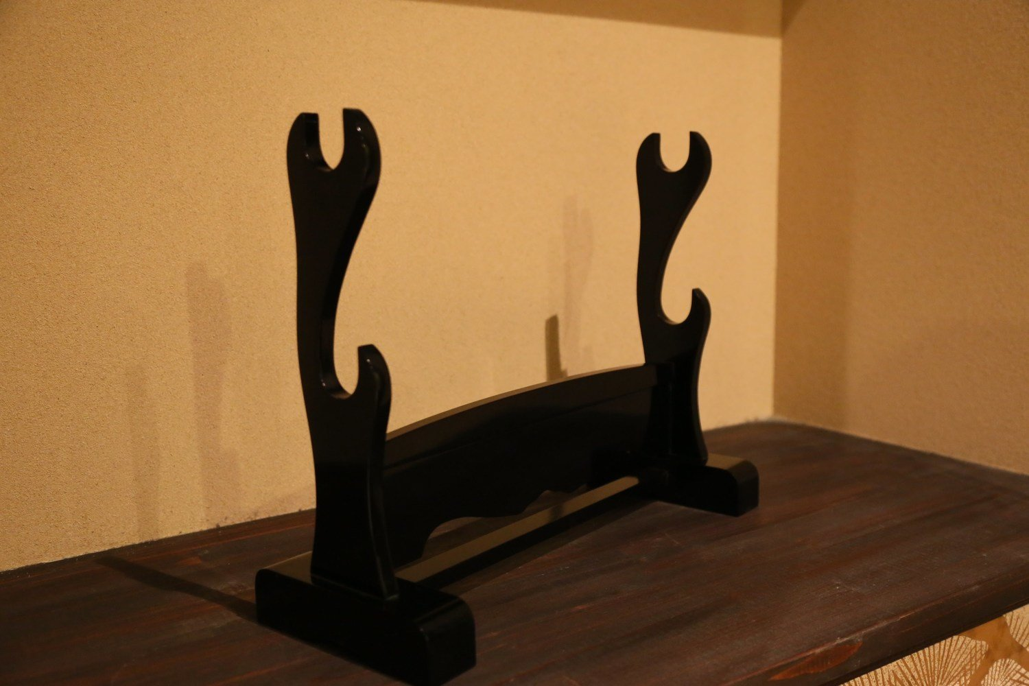 Sword Stand Double:刀掛け台(2本掛)