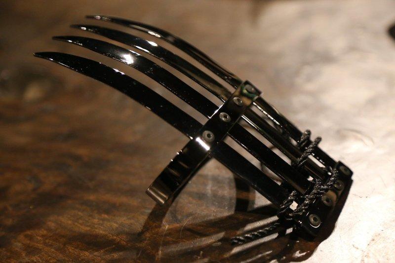 Ninja glove hook:忍者手甲鉤