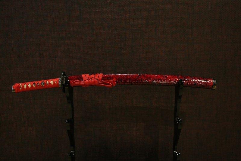 Sword(red): 刀 赤