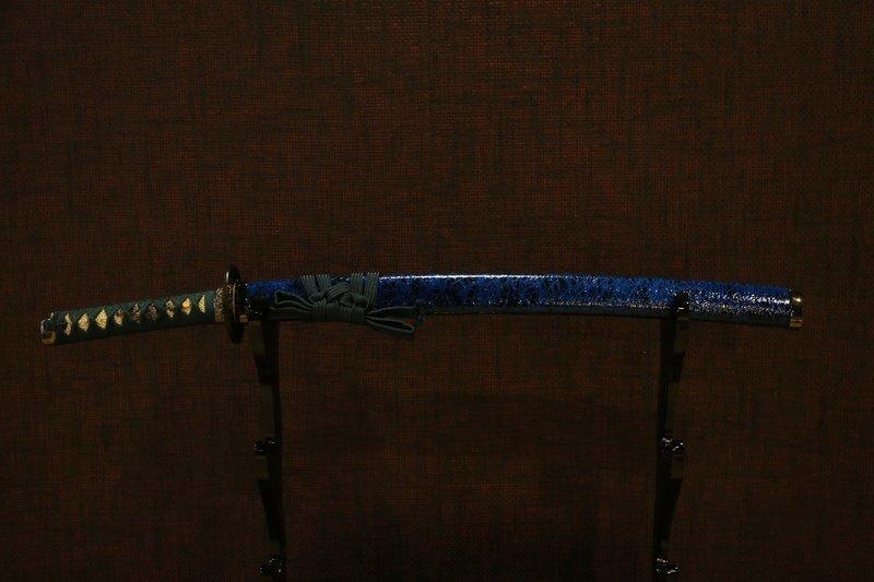 Sword(Blue): 刀 青