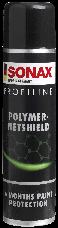 SONAX POLYMER NETSHIELD (340мл) Полимерное покрытие для кузова