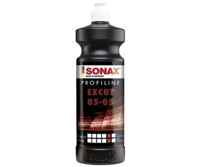 SONAX EXCUT 05-05 (1л) Абразивная полировальная паста для орбитальных машинок