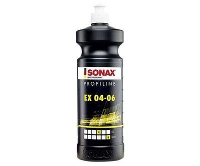SONAX EX 04-06 (1л) Антиголограмная полировальная паста