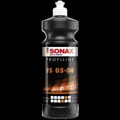 SONAX FS 05-04 (1л) Мелкоабразивная полировальная паста