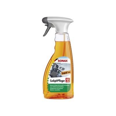 SONAX Очиститель-полироль для пластика с матовым эффектом (500мл) Тропический Бриз