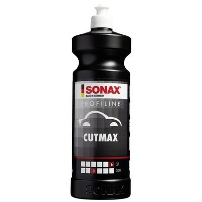 SONAX CUTMAX 06-03 (1л) Высокоабразивная полировальная паста