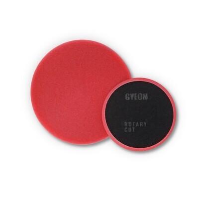GYEON ROTARY CUT (80мм) Средней твердости красный полировальный круг (2шт)