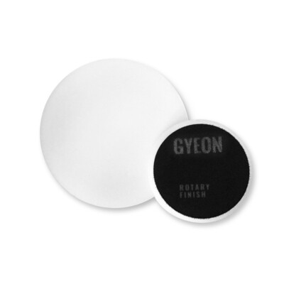 GYEON ROTARY FINISH (80мм) Финишный очень мягкий белый полировальный круг (2шт)