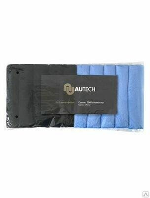 AuTech Комплект микрофибр для нанесения составов 40х40см (10 шт.)