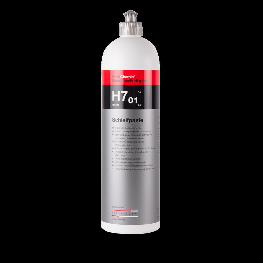 Полировальная паста Абразивная Koch Chemie H7.01 SCHLEIFPASTE (1л)