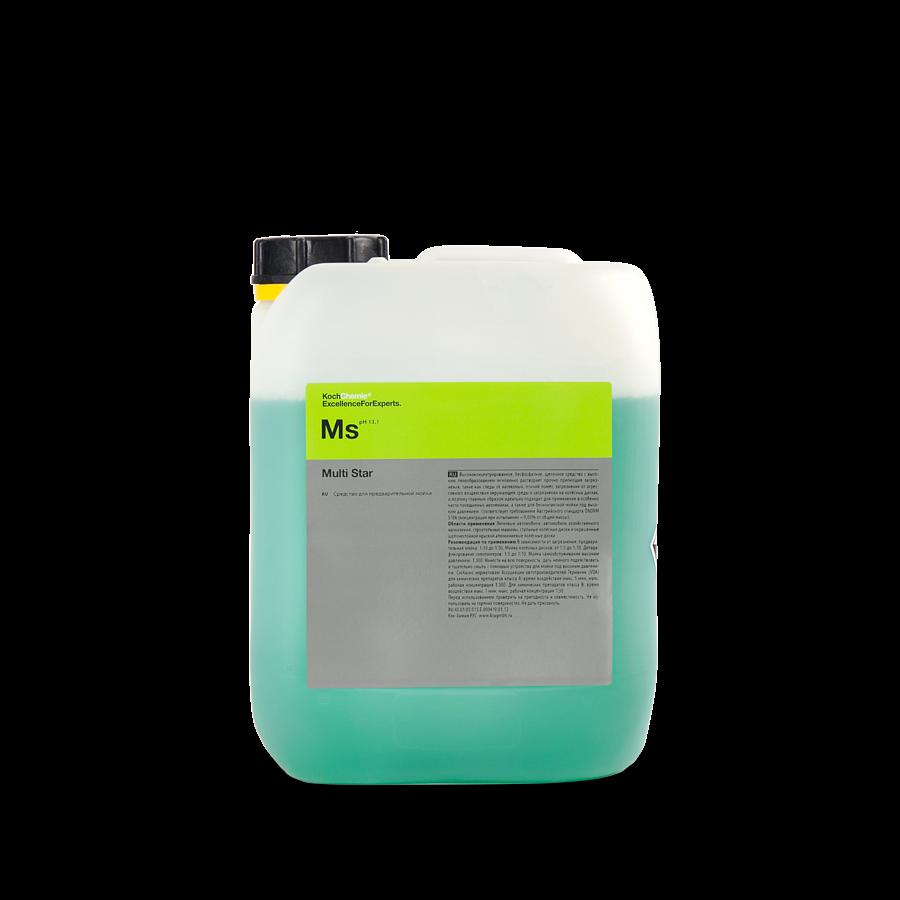 Koch Chemie Ms MULTI STAR (5л) Универсальное бесконтактное моющее средство