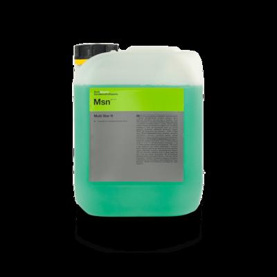 Активная пена для бесконтактной мойки Koch Chemie Msn MULTI STAR N (5л)