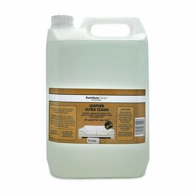 LeTech LEATHER ULTRA CLEAN (5л) Средство для чистки кожи