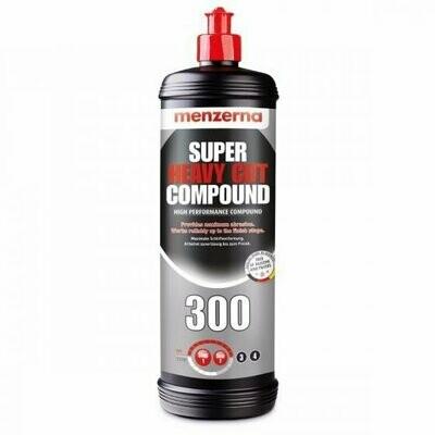 Полировальная паста Высокоабразивная MENZERNA 300 SUPER HEAVY CUT (1л)