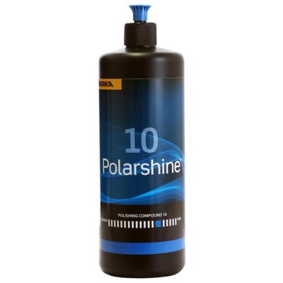 MIRKA 10 POLARSHINE (1л) Среднеабразивная одношаговая полировальная паста