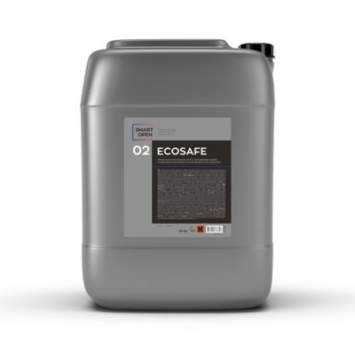 Нейтральный бесконтактный шампунь без фосфата и растворителей Smart Open 02 ECOSAFE (20л)
