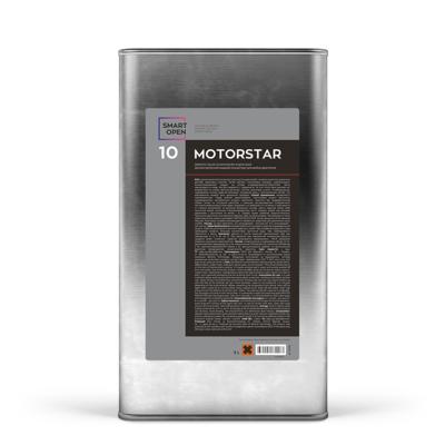 Smart Open 10 MOTORSTAR (5л) Диэлектрический жидкий концентрат для мойки двигателя