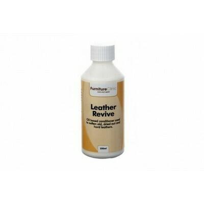 LeTech LEATHER REVIVE (500мл) Средство для размягчения кожи