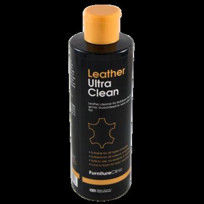 LeTech LEATHER ULTRA CLEAN (250мл) Средство для чистки кожи