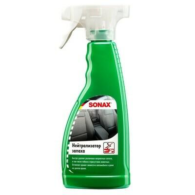 Нейтрализатор запахов в салоне SONAX (500мл)