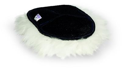 Варежка для мойки из натуральной овечей шерсти GYEON WOOLIE 20х30см