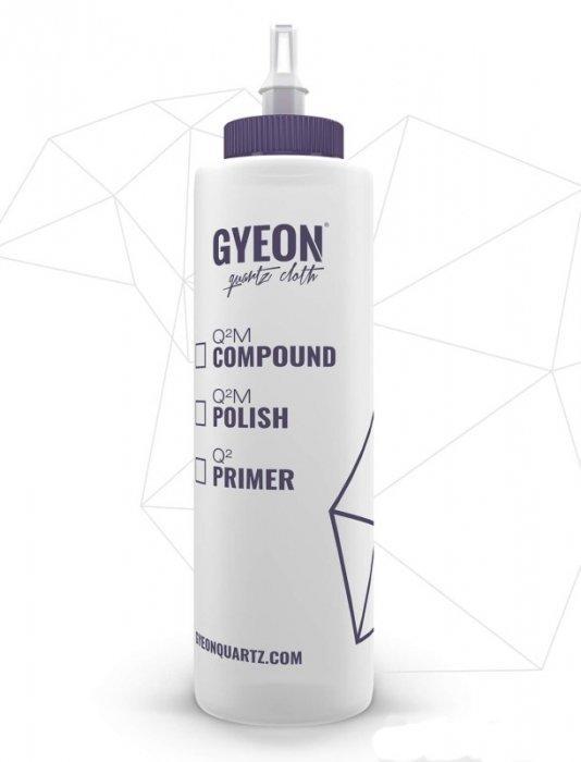 GYEON DISPENSER BOTTLE (300мл) Мерный флакон с дозатором для полировальных паст