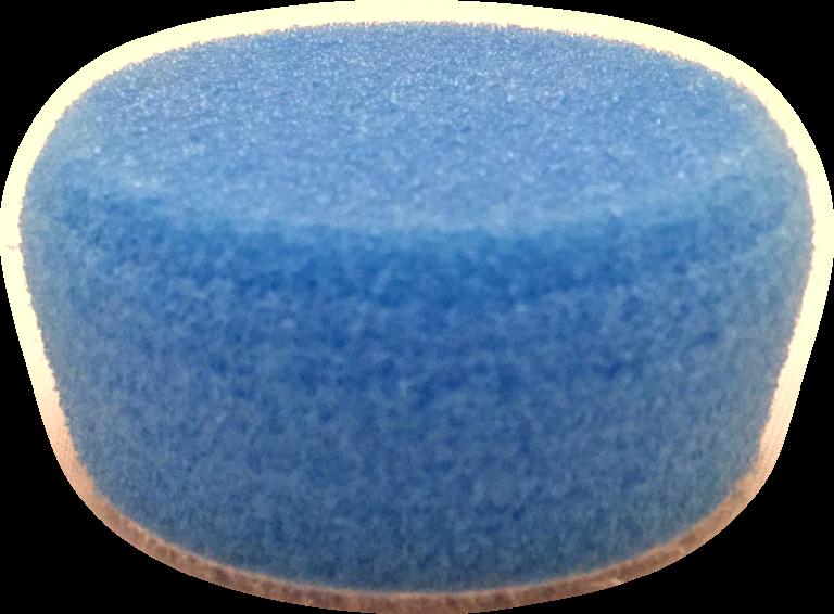 Полировальный круг Мини Очень твердый ROYAL PADS LIGHT HEAVY CUT Синий (30мм)