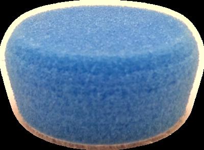 ROYAL PADS LIGHT HEAVY CUT (50мм) Синий Очень твердый полировальный круг мини