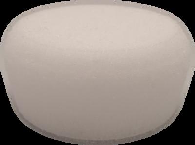 ROYAL PADS LIGHT HARD (50мм) Белый Твердый полировальный круг мини